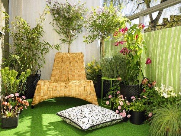 Ideas para jardin en terraza o ático – Blog Cerramientos Isalex Valencia