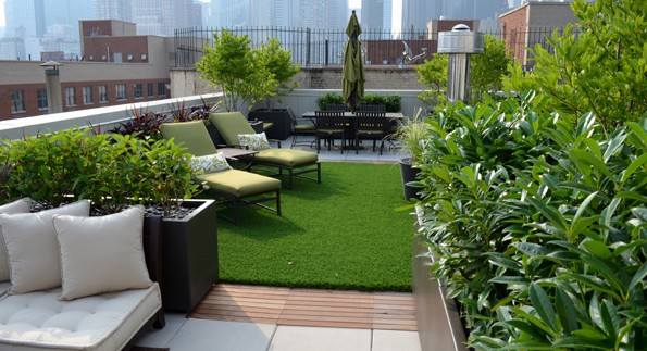 Ideas para jardin en terraza o tico blog cerramientos for Como hacer un jardin en una terraza
