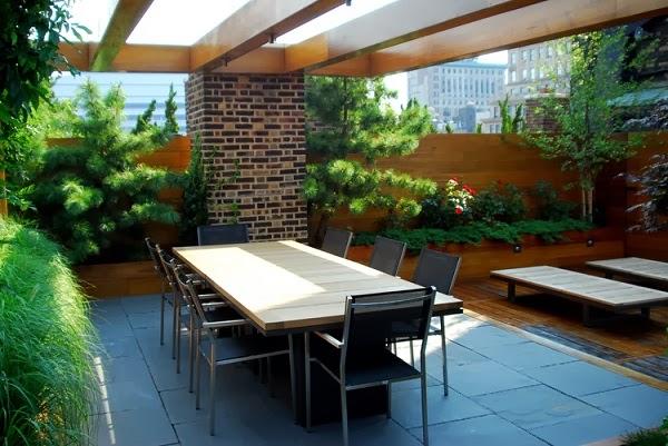 Decorar terraza atico ideas originales para decorar - Decorar terraza atico ...
